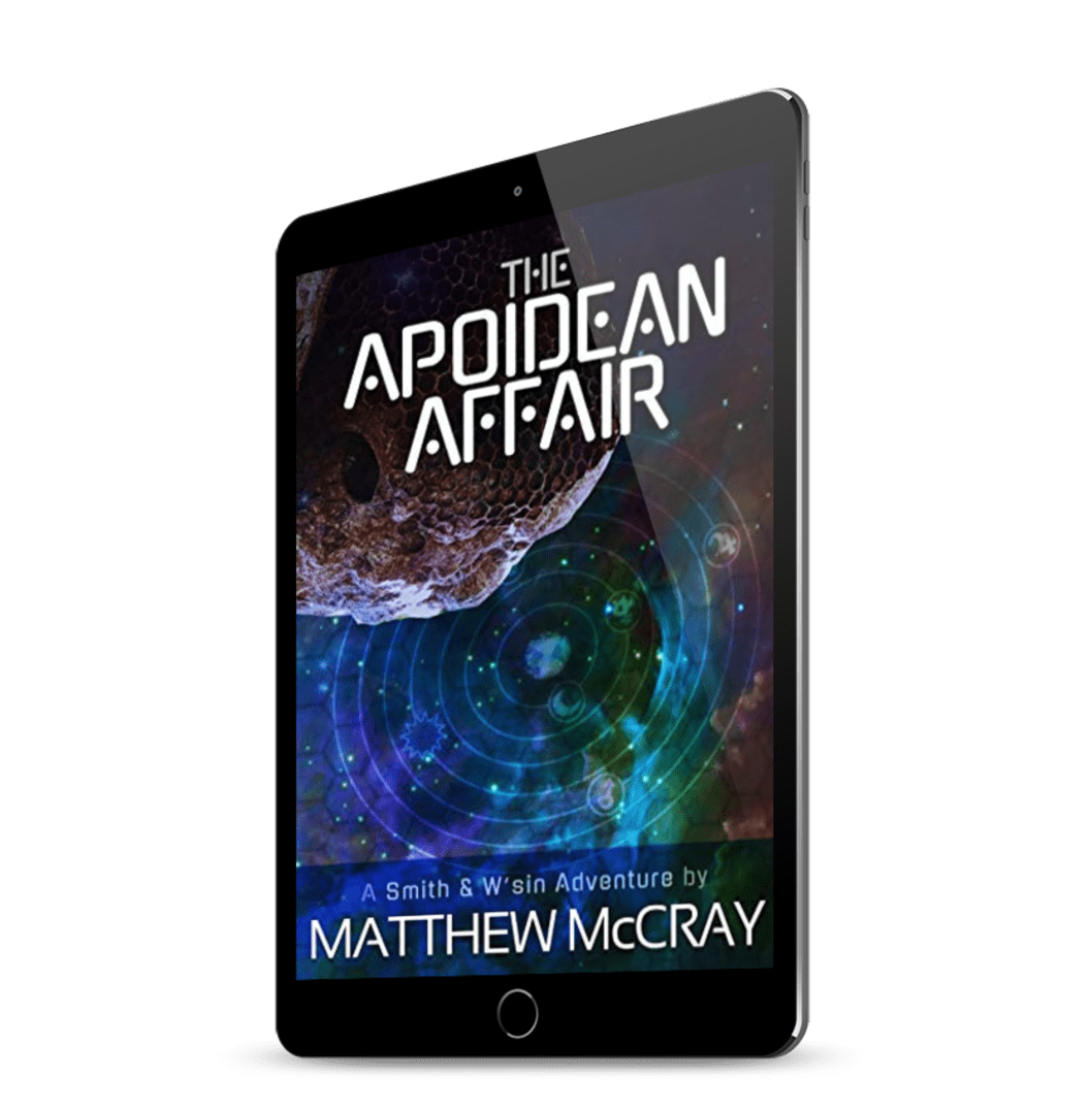The Apoidean Affair - Book Cover