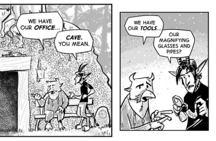 Storyboard Comics  Matt Mccray